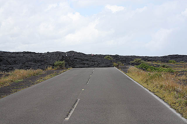 The Lava Road 2009
