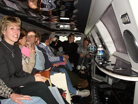 Seneca Lake Wine Tour Limo