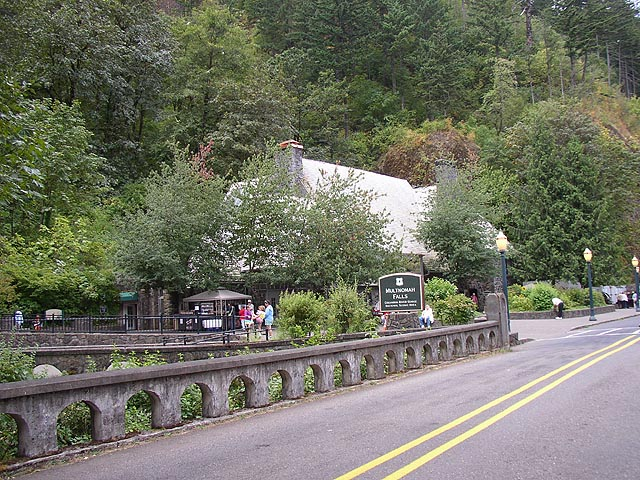 Columbia River Gorge 2007