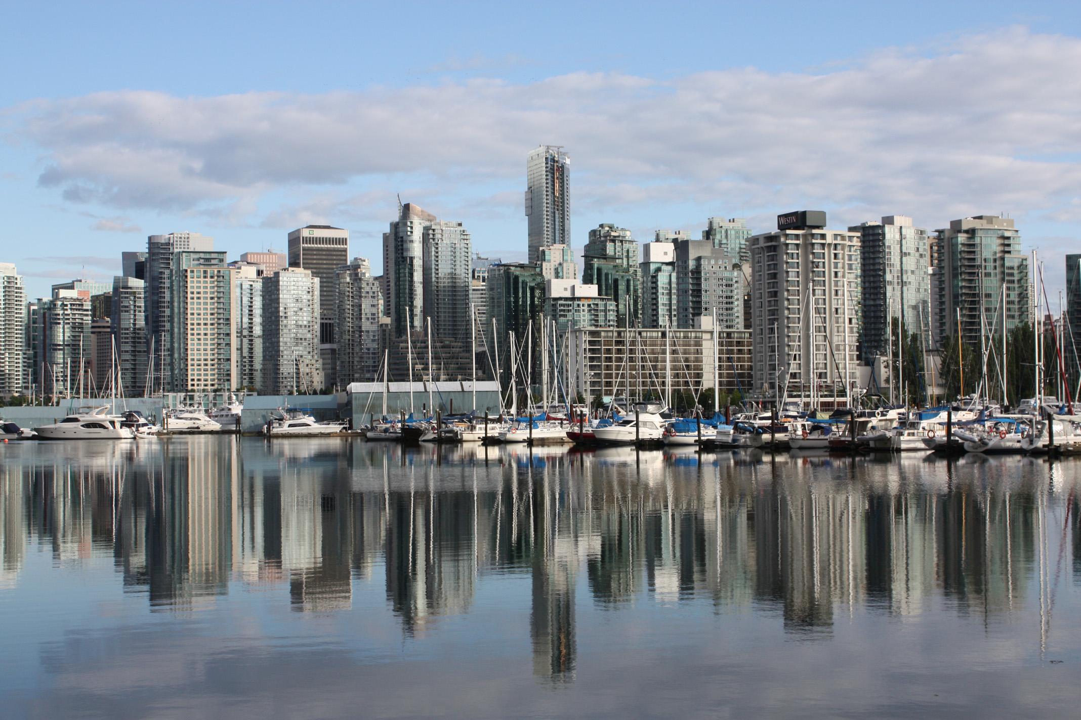 Vancouver Island to Vancouver - British Columbia - 2008