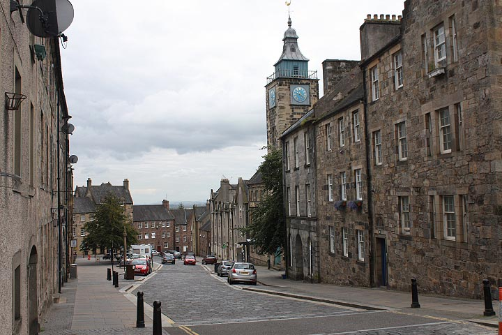 Scone Palace And Stirling 2011